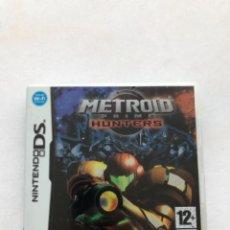 Videojuegos y Consolas: METROID PRIME HUNTERS NINTENDO DS. Lote 226292260