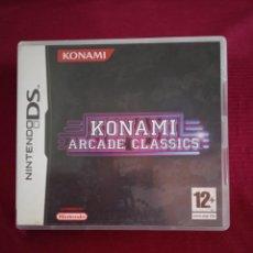 Videojuegos y Consolas: KONAMI, ARCADES CLASSICS. CARÁTULA VACÍA CON LIBRETO.. Lote 227578720