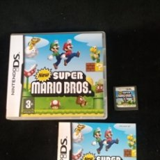 Videojuegos y Consolas: JUEGO SUPER MARIO BROS NINTENDO DS. Lote 227806520