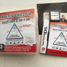 Videojuegos y Consolas: PRACTISE ENGLISH NDS NINTENDO DS KREATEN OTRO. Lote 227872401