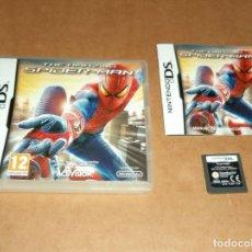 Videojuegos y Consolas: AMAZING SPIDER-MAN PARA NINTENDO DS, PAL. Lote 227880945