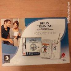 Videojuegos y Consolas: NINTENDO DS LITE ( NUEVA A ESTRENAR) PACK DE INICIO. Lote 228465225