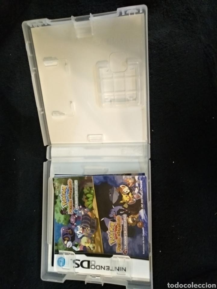 Videojuegos y Consolas: Caja y manual, Pokémon mundo misterioso. Nintendo DS - Foto 2 - 229298660