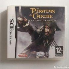 Videojuegos y Consolas: PIRATAS DEL CARIBE EN EL FIN DEL MUNDO - NINTENDO DS. Lote 229818560