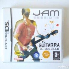 Videojuegos y Consolas: JAM SESSIONS NINTENDO DS. Lote 230078375
