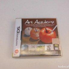 Videojuegos y Consolas: ART ACADEMY PARA NINTENDO DS. Lote 231913905
