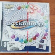 Videojuegos y Consolas: NINTENDO DS NDS JUEGO ACTIONLOOP + RUMBLE NUEVO VERSIÓN ESPAÑOLA. Lote 233103260