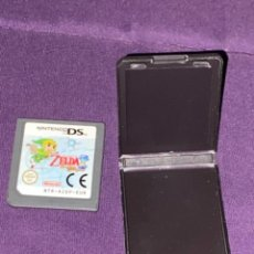 Videojuegos y Consolas: NINTENDO DS THE LEGEND OF ZELDA PHANTOM HOURGLASS PAL. Lote 233701775
