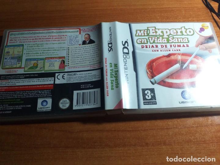 MI EXPERTO EN VIDA SANA DEJAR DE FUMAR NINTENDO DS PL ESP (Juguetes - Videojuegos y Consolas - Nintendo - DS)