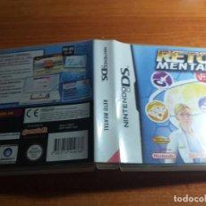 Videojuegos y Consolas: RETO MENTAL BRAIN CHALLENGE NINTENDO DS. Lote 233909820