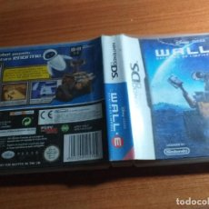 Videojuegos y Consolas: DISNEY PIXAR WALLE WALL E WALL.E NDS NINTENDO DS. Lote 233910195