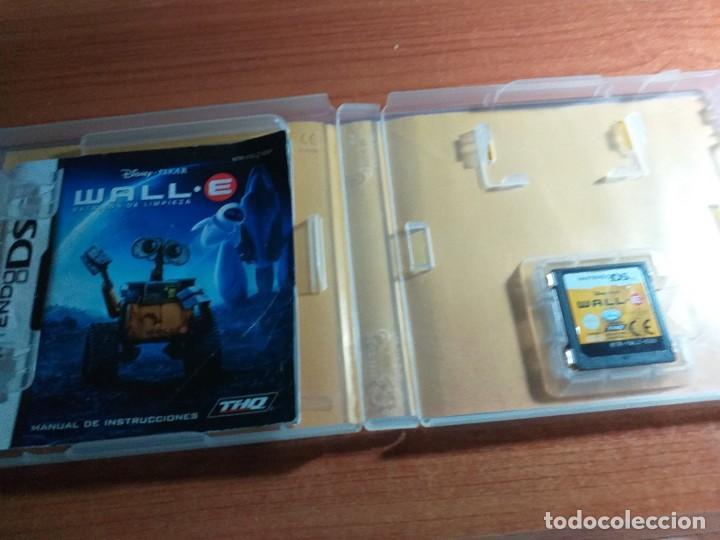 Videojuegos y Consolas: DISNEY PIXAR WALLE WALL E WALL.E NDS NINTENDO DS - Foto 2 - 233910195
