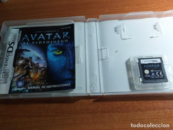 Videojuegos y Consolas: AVATAR EL VIDEOJUEGO NINTENDO DS - Foto 2 - 233910715