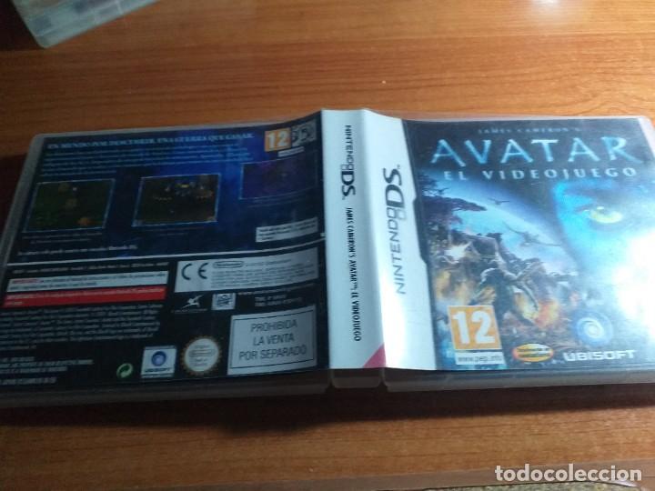 AVATAR EL VIDEOJUEGO NINTENDO DS (Juguetes - Videojuegos y Consolas - Nintendo - DS)