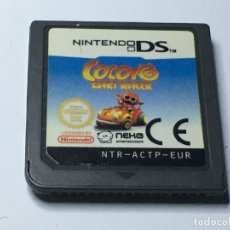 Videojuegos y Consolas: JUEGO COCOTO KART RACER DE NINTENDO DS. Lote 234275790