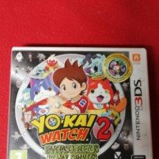 Videojuegos y Consolas: YO-KAI WATCH 2. Lote 235093975