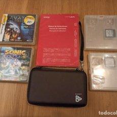 Videojuegos y Consolas: LOTE NINTENDO DS. Lote 235190220
