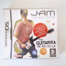 Videojuegos y Consolas: JAM SESSIONS NINTENDO DS SIN JUEGO. Lote 235283600