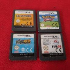 Videojuegos y Consolas: ANTIGUOS JUEGOS NINTENDO DS. Lote 235300115