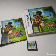 Videojogos e Consolas: THE LEGEND OF ZELDA - SPIRIT TRACKS ( NINTENDO DS - 3DS - PAL - ESP). Lote 236547365