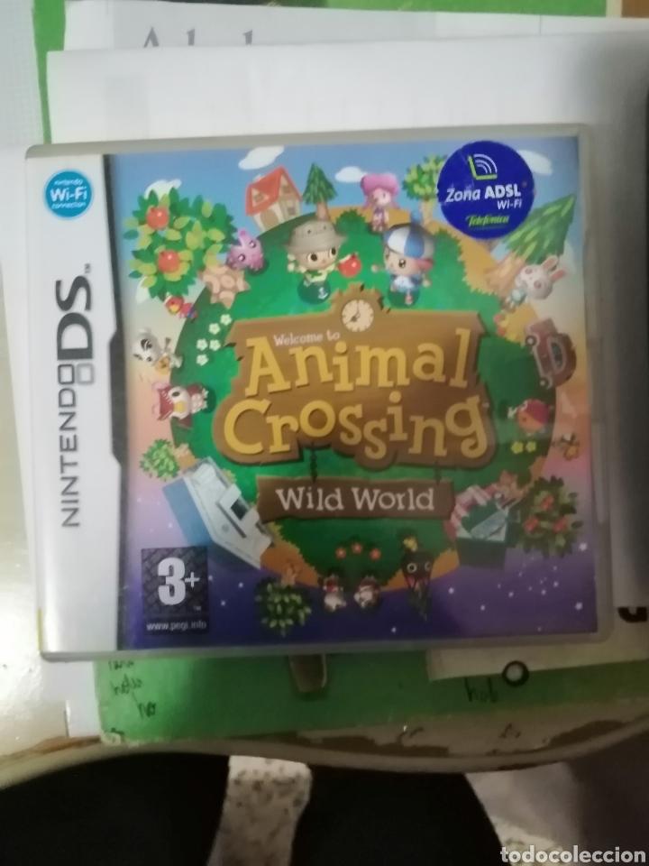 ANIMAL CROSSING NINTENDO (Juguetes - Videojuegos y Consolas - Nintendo - DS)