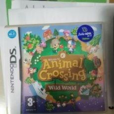 Videojuegos y Consolas: ANIMAL CROSSING NINTENDO. Lote 237010185