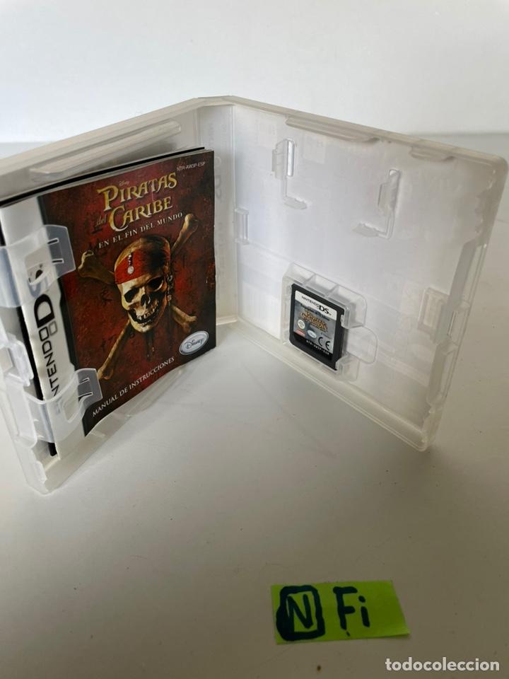 Videojuegos y Consolas: JUEGO PIRATAS DEL CARIBE - NINTENDO DS - Foto 2 - 237691245