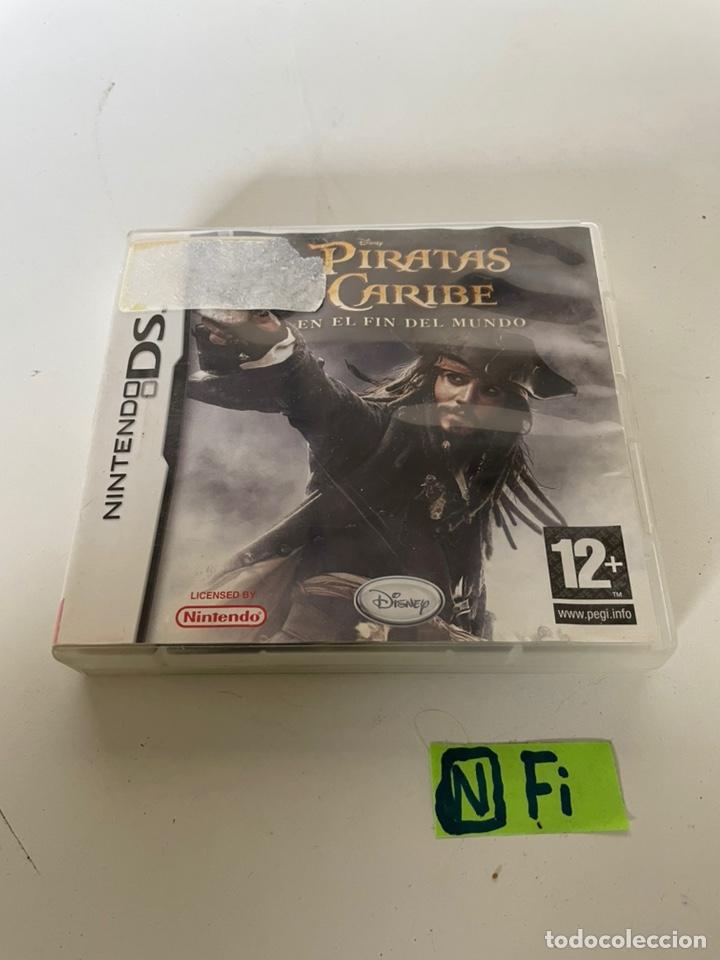 JUEGO PIRATAS DEL CARIBE - NINTENDO DS (Juguetes - Videojuegos y Consolas - Nintendo - DS)