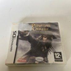 Videojuegos y Consolas: JUEGO PIRATAS DEL CARIBE - NINTENDO DS. Lote 237691245