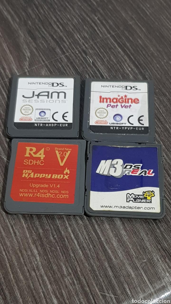 NINTENDO DS (Juguetes - Videojuegos y Consolas - Nintendo - DS)