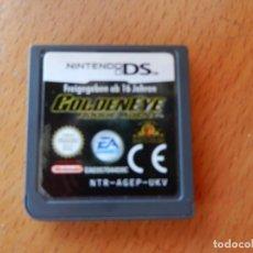 Videojuegos y Consolas: NINTENDO DS - GOLDENEYE ROGUE AGENT - JUEGO - CARTUCHO CON ESTUCHE - VER FOTO.. Lote 240206860