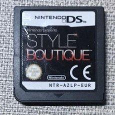 Videojuegos y Consolas: JUEGO NINTENDO DS STYLE BOUTIQUE. Lote 240365500