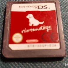 Videojuegos y Consolas: NINTENDO DS VIDEOJUEGO NINTENDOGS. Lote 243257910