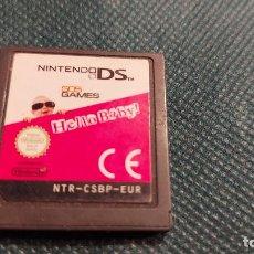 Videojuegos y Consolas: NINTENDO DS VIDEOJUEGO HELLO BABYS. Lote 243258215