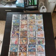 Videojuegos y Consolas: GRAN LOTE DE 40 CARÁTULAS NINTENDO DS. Lote 244186000