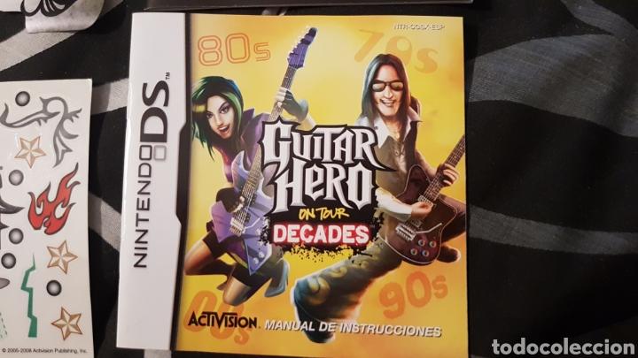 Videojuegos y Consolas: DS - Guitar Hero Decades - Foto 2 - 244455180