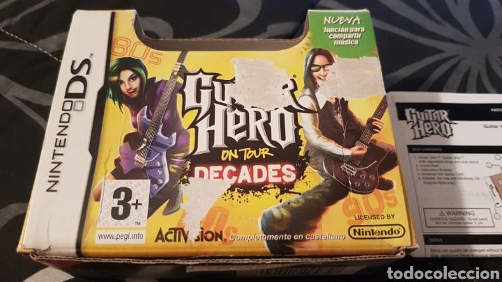 Videojuegos y Consolas: DS - Guitar Hero Decades - Foto 6 - 244455180