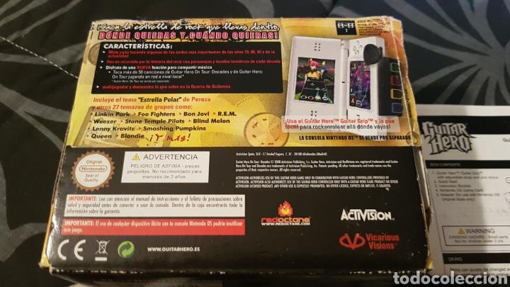 Videojuegos y Consolas: DS - Guitar Hero Decades - Foto 7 - 244455180