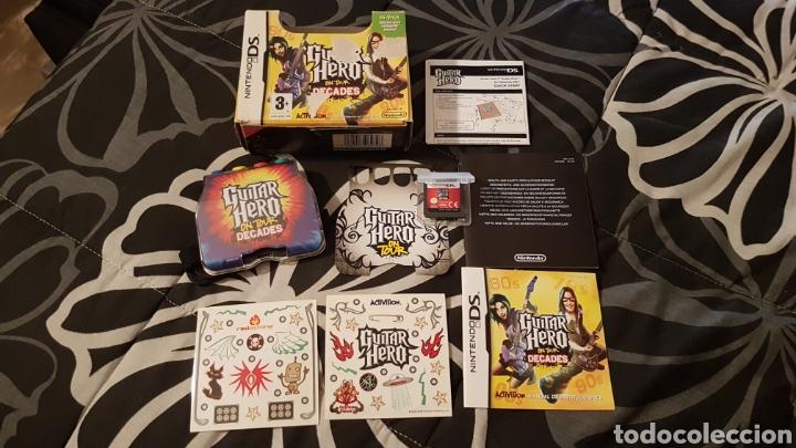 DS - GUITAR HERO DECADES (Juguetes - Videojuegos y Consolas - Nintendo - DS)