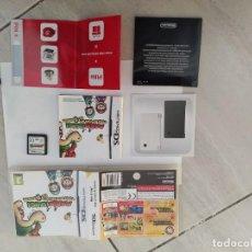 Videojuegos y Consolas: MARIO & LUIGI VIAJE AL CENTRO DE BOWSER DS NDS COMPLETO PAL-ESPAÑA. Lote 246370090