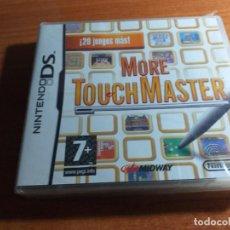 Videojuegos y Consolas: MORE TOUCH MASTER PRECINTADO NINTEDO DS. Lote 246486075