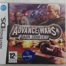 Jeux Vidéo et Consoles: JUEGO PARA NINTENDO DS ADVANCE WARS. Lote 246672530