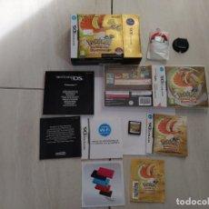 Jeux Vidéo et Consoles: POKEMON ORO HEARTGOLD + POKEWALKER NINTENDO DS NDS PAL-ESPAÑA. Lote 246739380