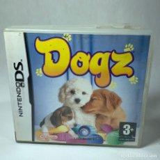 Videojuegos y Consolas: VIDEOJUEGO NINTENDO DS - DOGZ + CAJA + INSTRUCCIONES. Lote 246946230