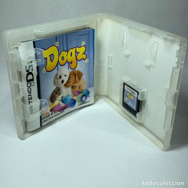 Videojuegos y Consolas: VIDEOJUEGO NINTENDO DS - DOGZ + CAJA + INSTRUCCIONES - Foto 2 - 246946230