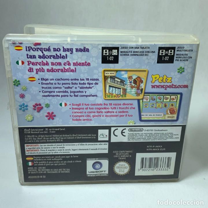 Videojuegos y Consolas: VIDEOJUEGO NINTENDO DS - DOGZ + CAJA + INSTRUCCIONES - Foto 3 - 246946230