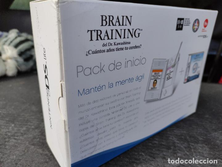 Videojuegos y Consolas: Consola nintendo ds lite Pack Inicio sellada Nueva a estrenar sealed new brain training - Foto 4 - 247401990