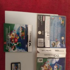 Jeux Vidéo et Consoles: SUPER MARIO 64 NINTENDO DS NDS COMPLETO PAL-ESPAÑA PAL-ITALIA. Lote 247702510