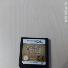 Jeux Vidéo et Consoles: JUEGO NINTENDO DS ESPAÑA -- CARTUCHO POKEMON ORO HEARTGOLD - MUY BUEN ESTADO. Lote 251822265