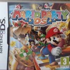 Jeux Vidéo et Consoles: NINTENDO DS MARIOPARTY DS. Lote 251955170